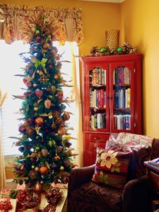 Christmas Tree with Filler