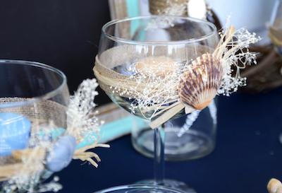 Coastal Creations glass
