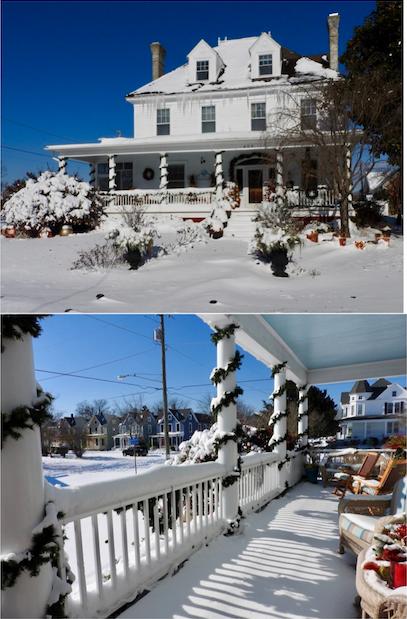 Eastern Shore Blizzard Jan 2017