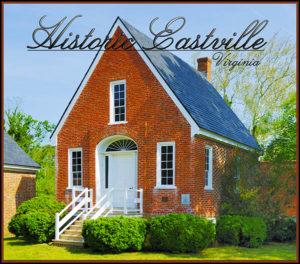 Eastville VA Courthouse