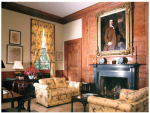Eyre Hall Parlor