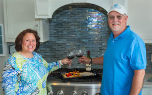Innkeepers Jim and Tammy Holloway