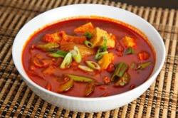 Kimchi Jigae Soup