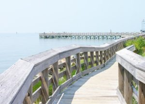 Kiptopeke State Park Fishing Pier