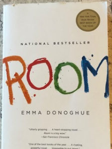 Room, title of a book