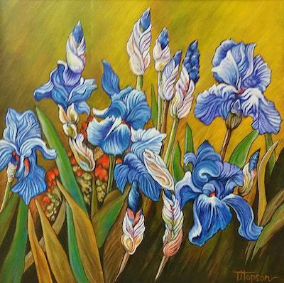 Tonya Hopson Art