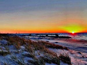 Chesapeake Bay in Winter