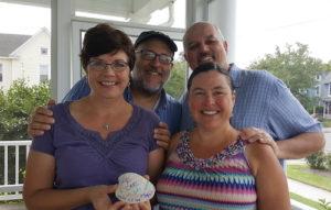 Joan Childs & Family